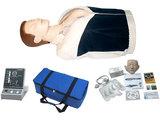 高级电子半身心肺复苏模拟人 型号:SJ/CPR180S
