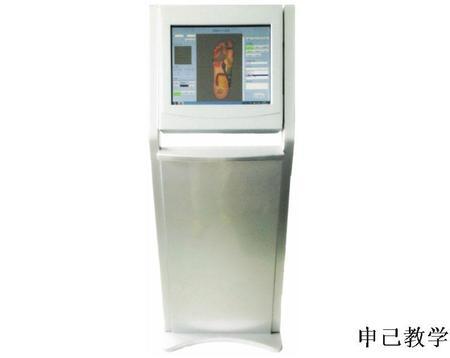 19寸液晶触屏足部反射区教学系统 型号:SJ/WST19A