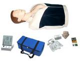 高级电子半身复苏模拟人 型号:SJ/CPR200S