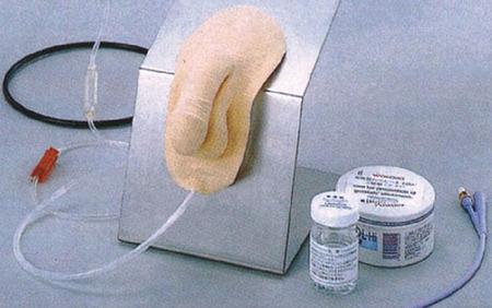 高级着装式男性导尿模型 型号:SJ/28E