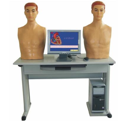 (网络版)智能化心肺检查教学系统 (学生试验机)型号:SJ/G