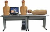 (网络版)智能化心肺检查和腹部检查教学系统 (学生试验机)SJ/GGF