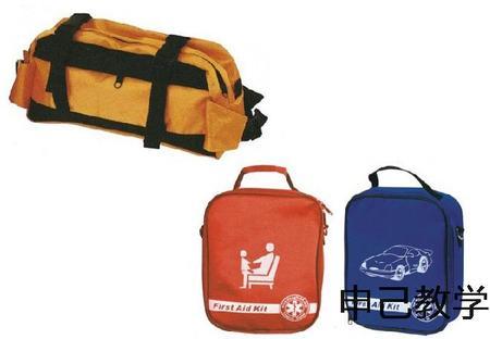 家庭、汽车、旅行急救包