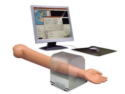 交互式止血训练手臂 型号:SJ/G106-1