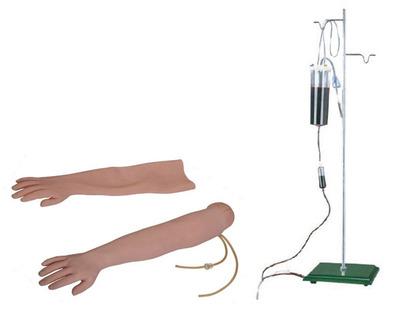 高级静脉穿刺及肌肉注射手臂模型 型号:SJ/S2