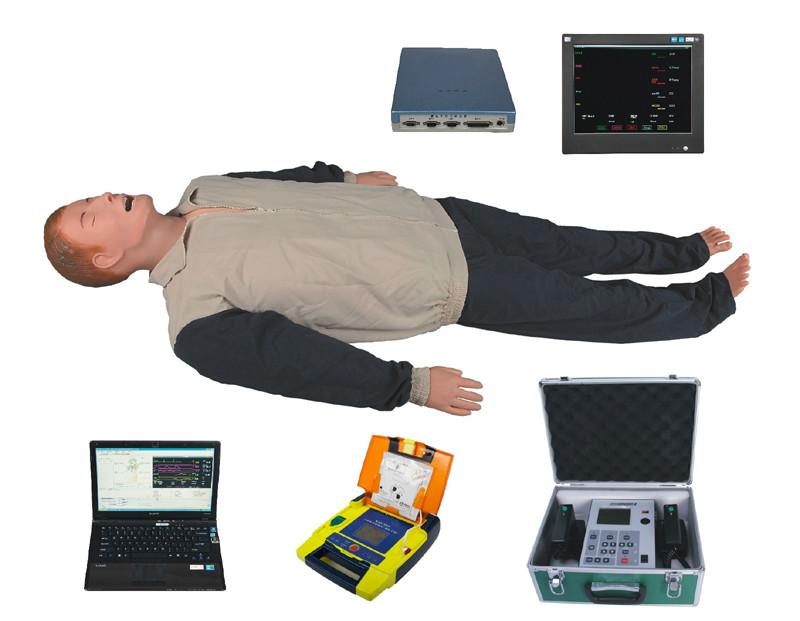 高智能数字化综合急救技能训练系统(ACLS高级生命支持、计算机软件控制) SJ/ACLS8000-D(教师机、学生机)