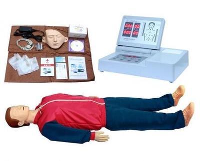 高级自动电脑心肺复苏模拟人 型号:SJ/CPR500
