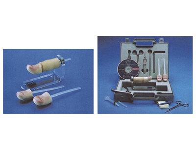 拔甲术训练工具箱 型号:SJ-LV6
