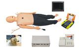 高级多功能成人综合急救训练模拟人 (ACLS高级生命支持,嵌入式系统)型号:SJ/ACLS850