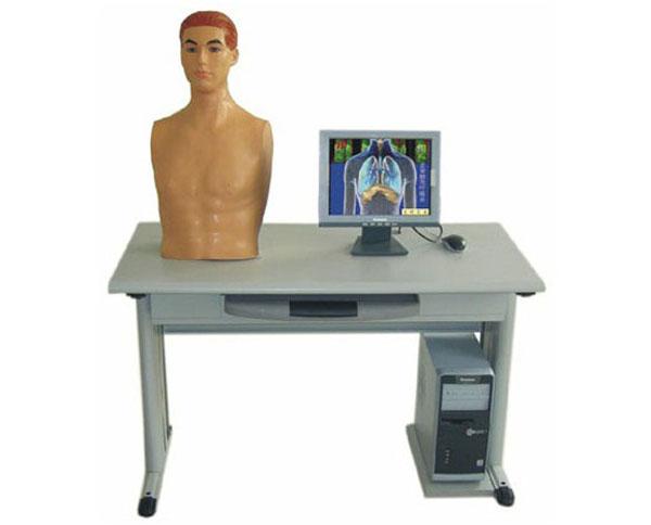 (网络版)智能化心肺检查教学系统 (教师主控机)型号:SJ/G