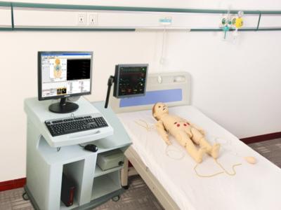 高智能数字化儿童综合急救技能训练系统(ACLS高级生命支持、计算机控制 )型号:SJ//ACLS1700B(教师机、学生机)(一岁儿童)